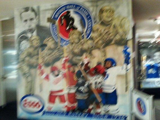 Hockey Hall of Fame: HOF