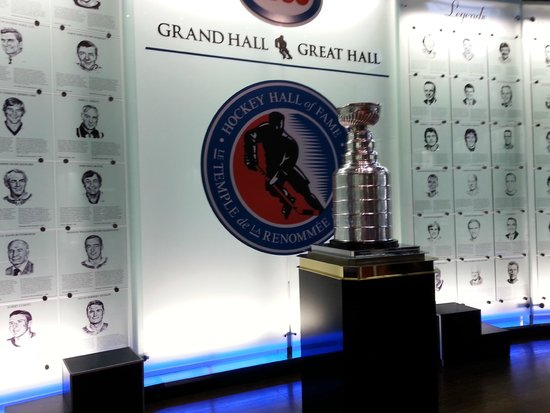 Hockey Hall of Fame: Mr Stanley's Cup