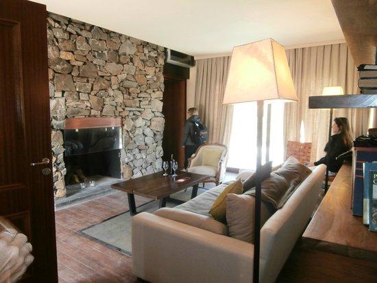 Cavas Wine Lodge: Chalé