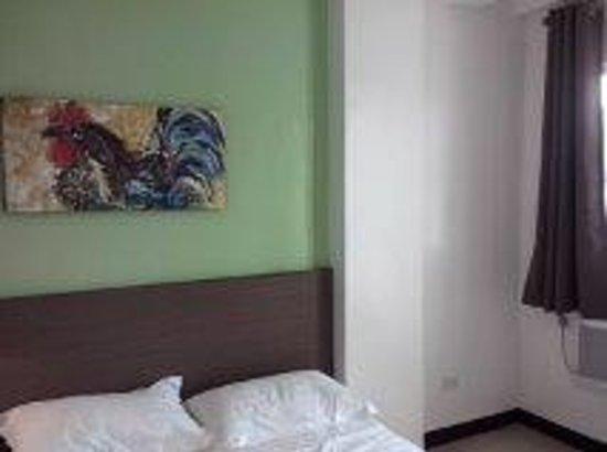Eurotel Angeles : 部屋1