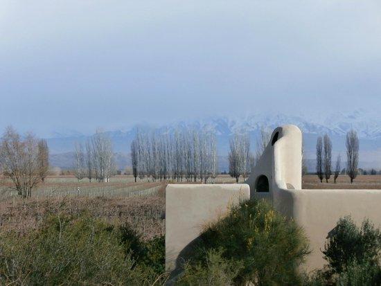 Cavas Wine Lodge: Vista do chalé