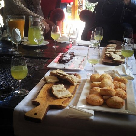 Cavas Wine Lodge : Brunch