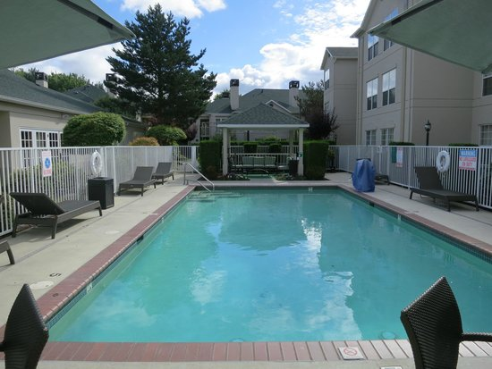 Homewood Suites Seattle - Tacoma Airport / Tukwila: Pool