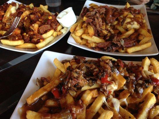 Belgian Fries Restaurant Vancouver