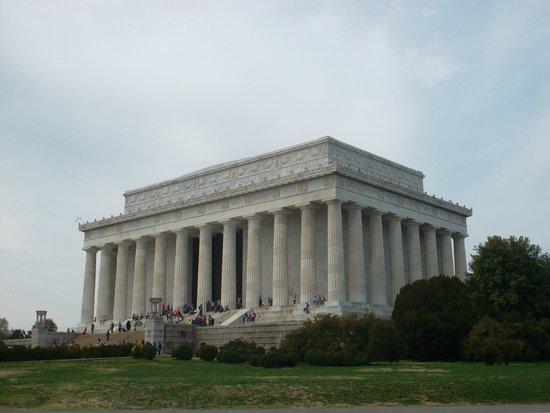 Lincoln Memorial: Мемориал