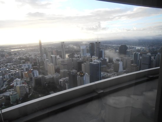 Meriton Suites Herschel Street, Brisbane: Sky View of Brisbane from the Meriton