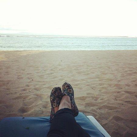 Nusa Dua Beach Hotel & Spa: nusa dua beach