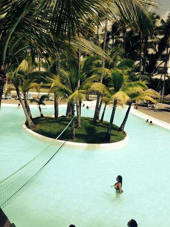 Hotel Riu Naiboa : Un paraíso !!!!! Excelente la atención desde q llegamos hasta q nos fuimos !!!