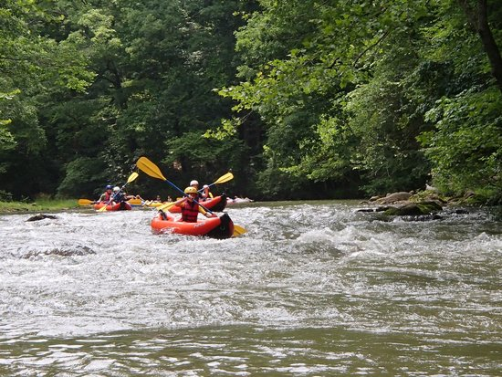 Green River Adventures: The river