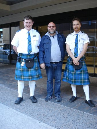 Delta Hotels by Marriott Barrington: The Doormen
