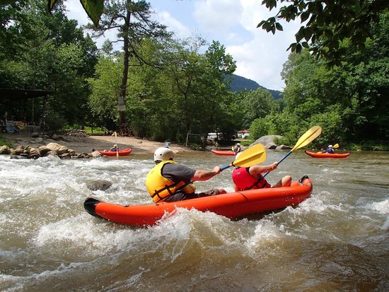 Green River Adventures : The river