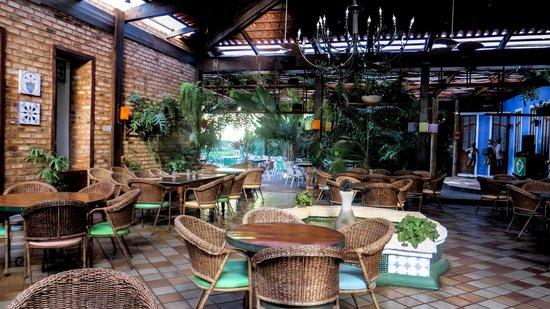 Hotel de Lencois: Restaurante Hotel de Lençóis
