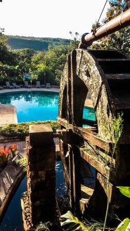 Hotel de Lencois: Piscina Hotel de Lençóis
