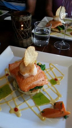 The Trough Dining Co.: Steelhead trout