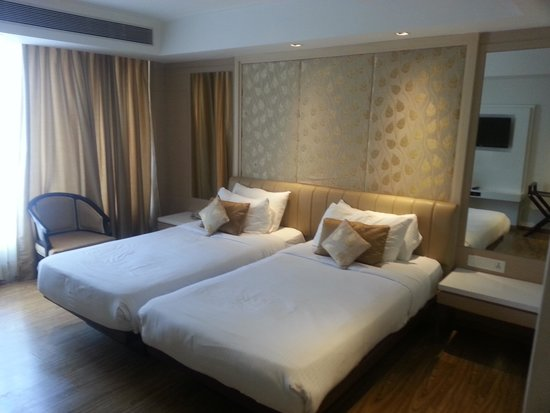 Four Points by Sheraton Jaipur, City Square: hotel room