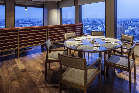 Holiday Inn ANA Kanazawa Sky: All Day Dining KENROKU