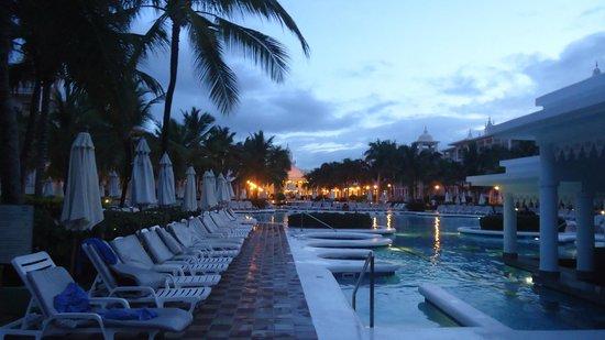 Hotel Riu Palace Punta Cana: desde la playa