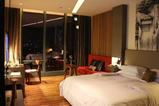 SO Sofitel Bangkok: room