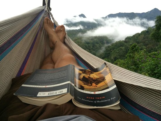 The Guest Suites at Manana Madera Coffee Estate: To nap or read?...