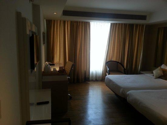Hotel Swati: view