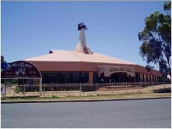 Forbes, Australia: McFeeters Motor Museum