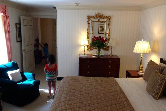 Williamsburg Inn: Bedroom