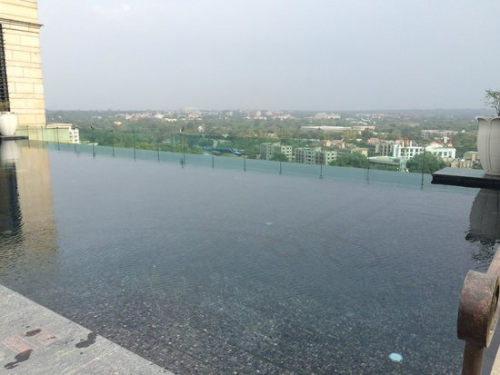 Pool Picture Of The Leela Palace New Delhi New Delhi Tripadvisor
