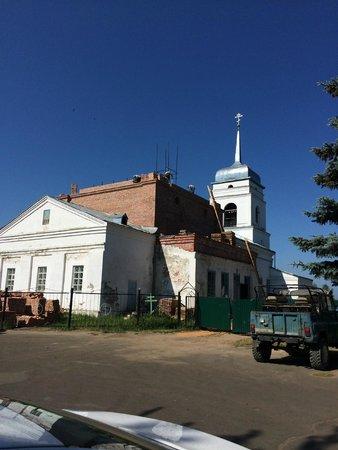 Voznesenskoye, Rusia: Церковь Вознесения Господня в Вознесенском