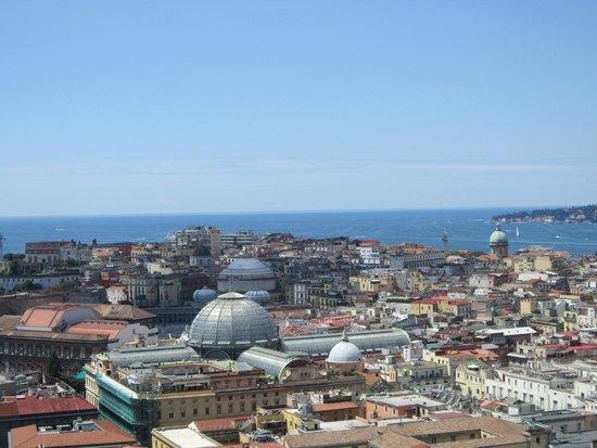NH Napoli Ambassador: Golfo de Napoles desde la habitación