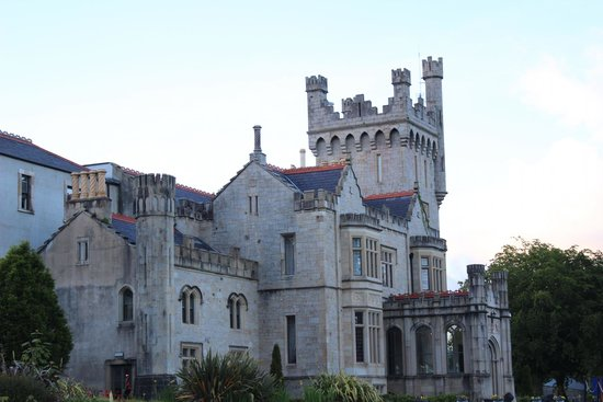 Lough Eske Castle, a Solis Hotel & Spa: Exterior Shot