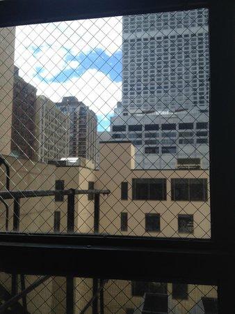 Millennium Knickerbocker Hotel Chicago: View from #403