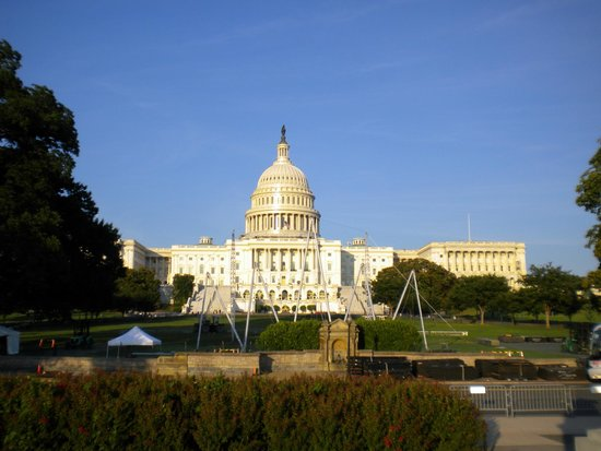 U.S. Capitol : The US Capital