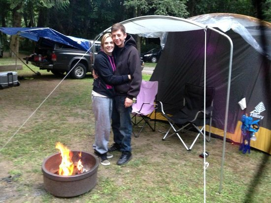 Cedar Grove RV Park & Campground: our campsite