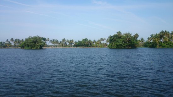 Kerala Backwaters: serene