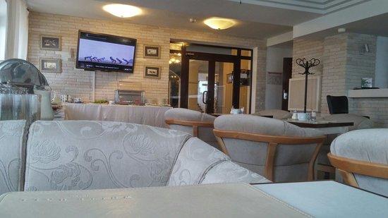 Robinson Club: Ресторан отеля