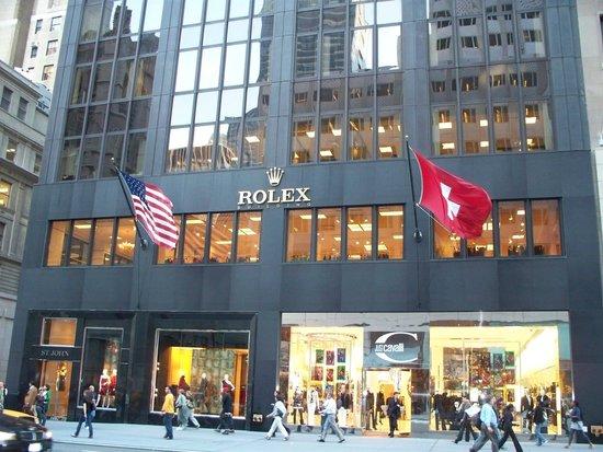 Fifth Avenue: Брендовые марки