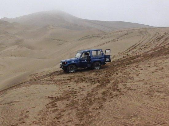 """Sandride Sandboarding: 4x4"""" Dune Lift"""""""