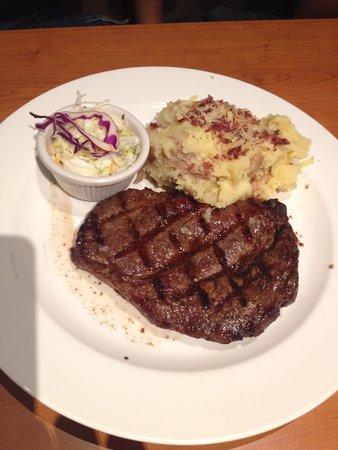 Tony Roma's : Steak