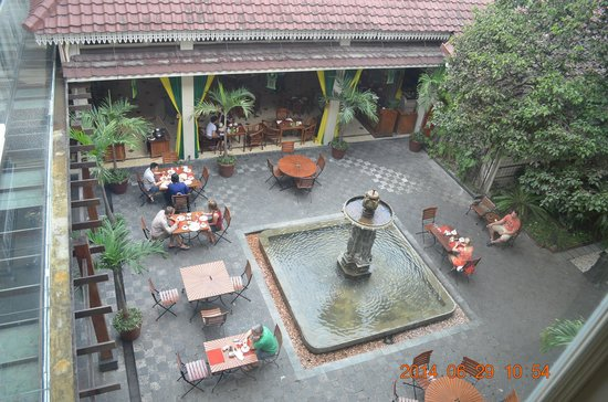 The Phoenix Hotel Yogyakarta - MGallery Collection: garden view