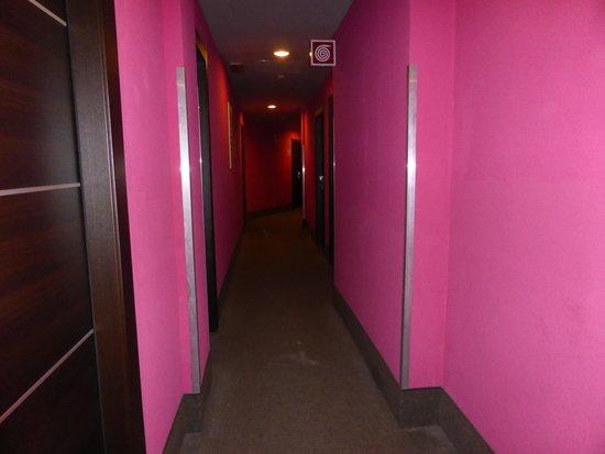 B&B Hotel Firenze Nuovo Palazzo di Giustizia: Trendy walkways