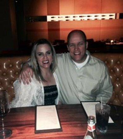 Four Seasons Hotel Austin: Delicious dinner at Trio!
