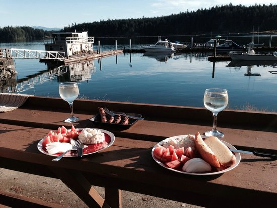 Seascape Waterfront Resort: Seascape at Quadra Island