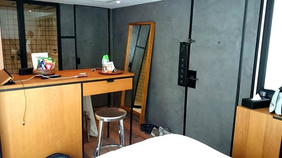Residence G Hong Kong (by Hotel G): View of Room from Bed