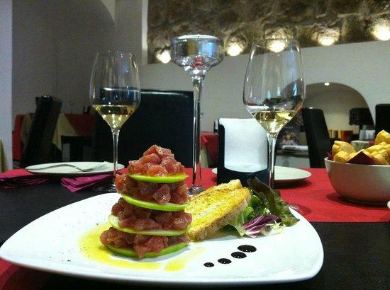 dettaglio ristorante Zaporea Smart Gourmet