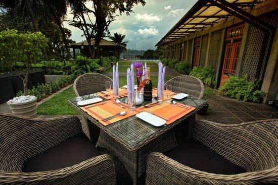 Hotel Thilanka : Restaurant