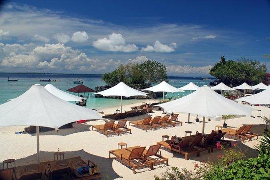 Shangri-La's Mactan Resort & Spa : BEACH