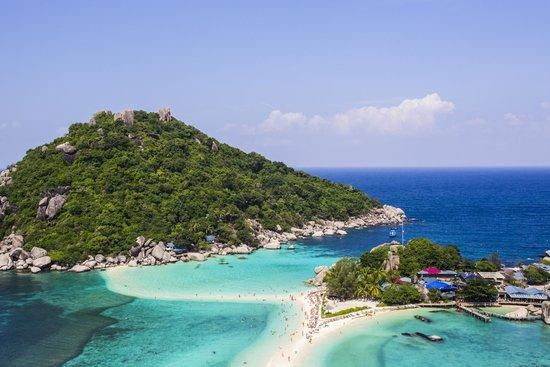 Grand Sea Discovery: View Poin of Koh Tao Nang Yuan Island