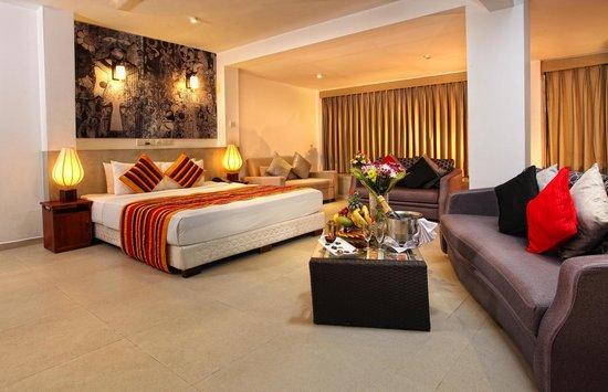 Hotel Thilanka : Suite Room