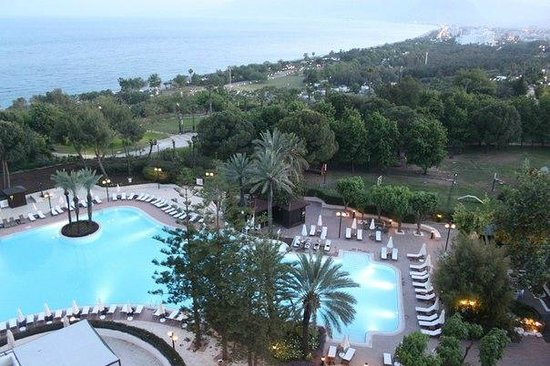 Rixos Downtown Antalya : :)
