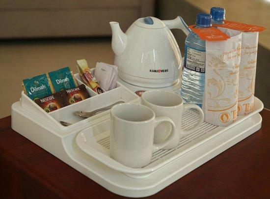 Hotel Thilanka: Room